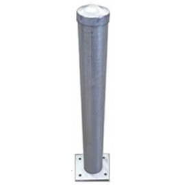 Bollards - Surface Mount Galvanised 1200