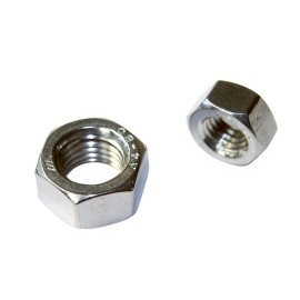 Hex Nuts (4)